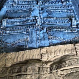 Aeropostale Bundle Jeans and Cords